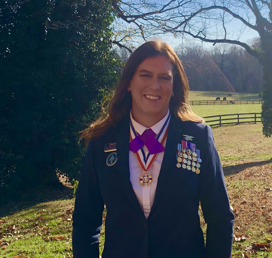 Kristin Beck, National Veterans Advocacy Group Representative